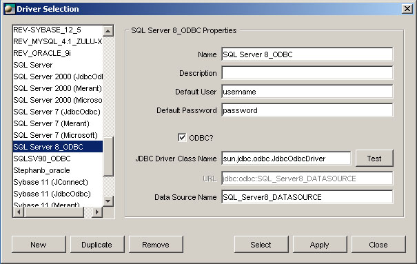 connection to a database with odbc rh modelsphere com Open Source Database Modeling Tool Database Modeling Tools